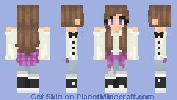 Zeia Minecraft Skin