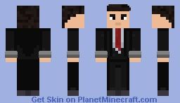 Ted Cruz: True Zodiac Minecraft Skin