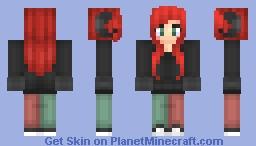 Sarcasm~ II Santa's Not Coming This Year! Krampus Minecraft Skin