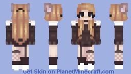 〚ᵏᵃˢˢᶤᵉ〛~ Wolfy Minecraft