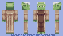May the Fourth Be With You Minecraft Skin