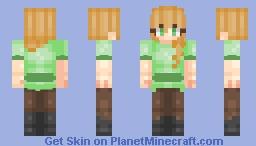 alex ooo Minecraft Skin