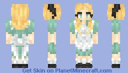 In a World of my Own - [Contest Entry] Minecraft Skin