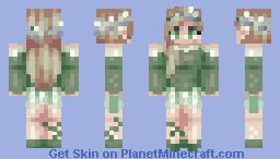 Daisies (Redone) Minecraft Skin