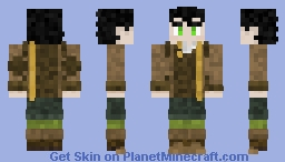 Bolin Minecraft Skin