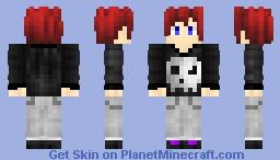 Pнαɴтαυѕѕ~ Minecraft Skin