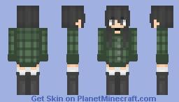 𝑜𝓁𝒾𝓋𝒾𝒶𝒷𝓂𝓉𝒽 ✨☾ -life is sempiternal- Minecraft Skin