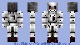 White Springtrap [Request] Minecraft Skin