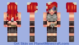Octoling | Witchi and Icarian's Contest [Round 2] Minecraft Skin