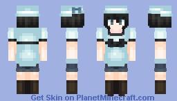 Mayuri Shiina (Steins;Gate) Minecraft Skin