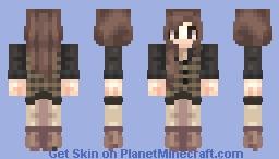 My Mind | PMC Online Persona Contest -💀♏օ♏օ💀 Minecraft Skin