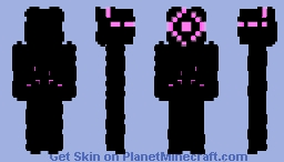 Hyper Light Drifter: Judgement Minecraft Skin