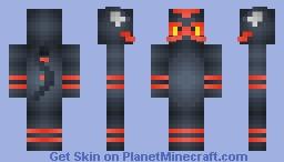 Litten Minecraft Skin