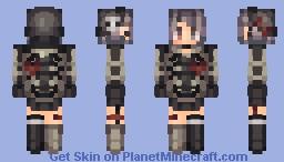 Villain | Contest Minecraft Skin