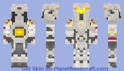 Overwatch - Reinhardt Minecraft