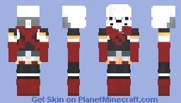.:Thea:. ღ SwapFell Sans ღ Minecraft Skin