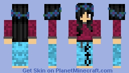 Request From ImAbby_ Minecraft Skin