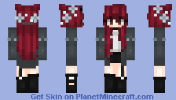 Hair Recolor Minecraft Skin