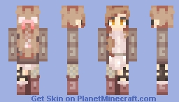 Faded Away ~ Skin trade Minecraft Skin