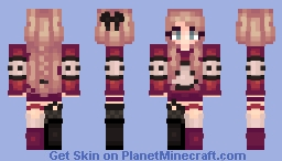 ❤ Sweater Weather ❤ Minecraft Skin