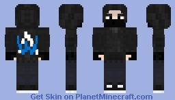 Alan Walker - Faded Minecraft Skin