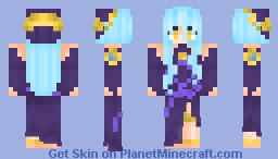 azura Minecraft Skin