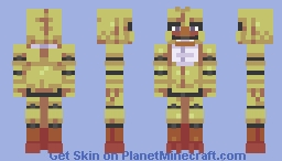 Pizza?!? (Chica) Fnaf series - Minecraft