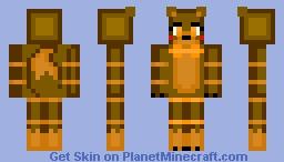Chocolate Chip Minecraft Skin