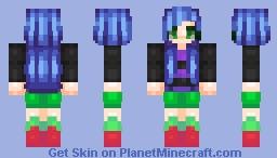 ♥♥ ι'м ησт вα∂, ι'м α ∂αη¢є яєвєℓ! ♥♥ Minecraft Skin