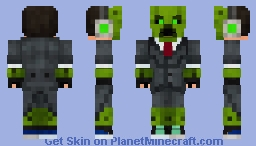 Kill3rCreeper Revamped (Online Persona Skin Contest)
