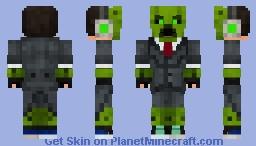 Kill3rCreeper Revamped (Online Persona Skin Contest) Minecraft Skin