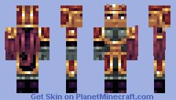 Samurai King (Online Persona Skin Contest)
