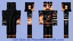 Guts - Black Swordsman Arc Minecraft