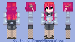 Fairly Innocent | UkuleleNinja Minecraft Skin
