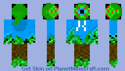 Septic Eye Sam (JSE) ORIGINAL Minecraft Skin