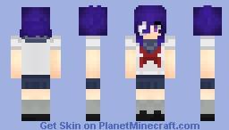 Oka Ruto Minecraft Skin