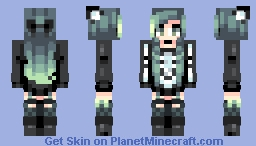 Kitty Minecraft Skin