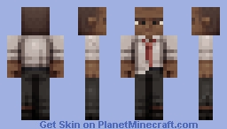 Louis (Left 4 Dead) Minecraft