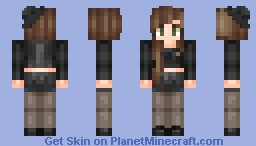 Lyndsey Gunnulfsen Minecraft Skin