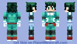 Midoriya Izuku [Hero Academia] Minecraft