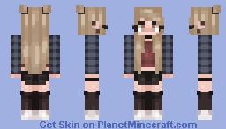 🎂 | let her go - 100 subs !! Minecraft Skin