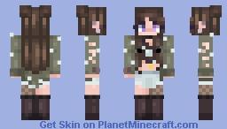 ♡ | persona !! Minecraft Skin