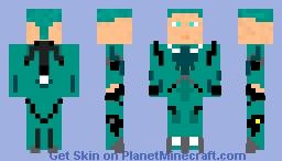FireFall Nighthawk Minecraft Skin