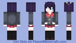 Yuuto (●´ω`●) Rikka Takanashi - 中二病でも恋がしたい! Minecraft Skin