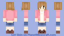 ᴹᴵᴷᴬᴺ - Koharun - Mayoiga Minecraft Skin