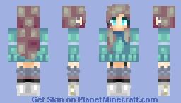 New Shading Because Yolo Minecraft Skin