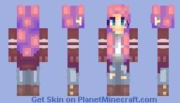 เ'๓ ภєשєг ﻮ๏เภﻮ t๏ ๒є คร ﻮ๏๏๔ คร เ ฬคภt t๏ ๒є. Minecraft Skin
