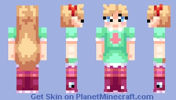 Star Butterfly [Star vs. the Forces of Evil] Minecraft Skin