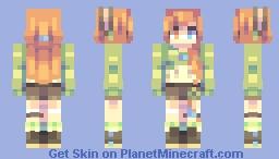 Tara Minecraft Skin