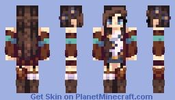 HotSause - Tribeca Minecraft Skin